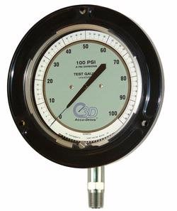 Serious-25 Pressure gauges